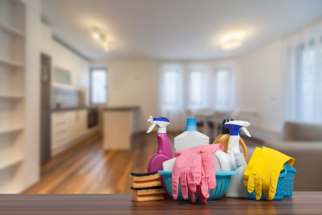 , The Benefits of Hiring an End of Tenancy Cleaner